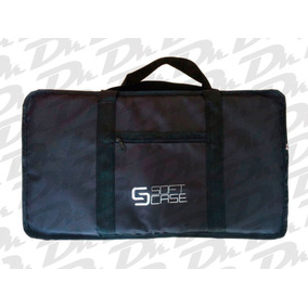Capa P/ Pedaleira Gt8 / Gt10 / Gt100 Almofadada Solf Case