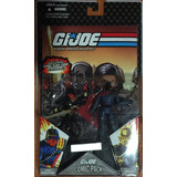 G.i. Joe Comic Pack . Destro & Iron Grenadier (negro)