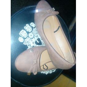 Zapatos Mujer Café Oferta