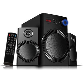 Home Theater Satellite As-899bl 2.1 Usb Bluetooth