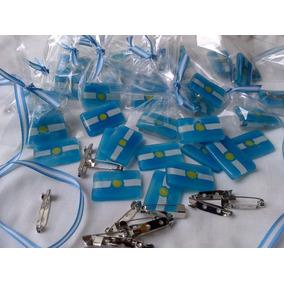 Escarapelas De Vidrio X 10 Vitrofusion Rectangunlares