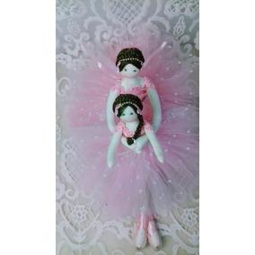 Bailarinas 40 Cm E 20cm Kit