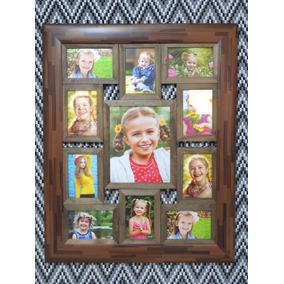 Porta Retrato Conjunto De Parede Várias Fotos 10x15 20x25