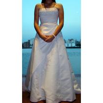 Elegante Vestido De Novia...se Vende.