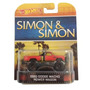 Figura De Acción 1.980 De Dodge Power Wagon Macho Simon & S
