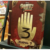 Diario Digital 3 Gravity Falls Imprimible A Color