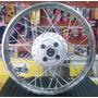 Rin Trasero 18 Para Motos Skygo Corcel 18x2.15 -1.6