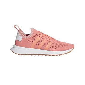 Zapatillas adidas Originals Flashback Primeknit Mujer Sa/bl