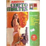 Anuario Corto Maltes Press Sgto Y Otros H. Oesterheld