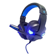 Auricular Gamer Micrófono Luz Led Sonido Hq Pc Playstation 4