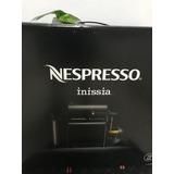 Cafetera Nespresso Inissia
