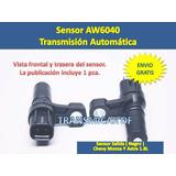 Sensor Chevy Monza Astra 1.8 L Salida Vss Aw6040 Color Negro