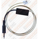 Cable Recphone Para Conectar Linea Telefónica Al Mic De Pc