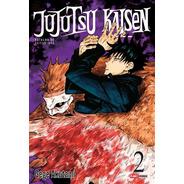 Mangá Jujutsu Kaisen Batalha De Feiticeiros Vol2 - Português