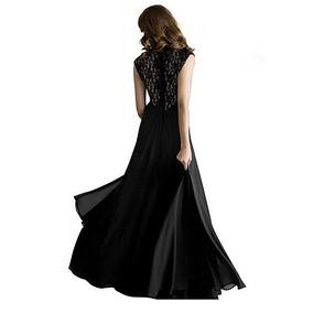 Vestido Largo Elegante Para Fiesta De Noche