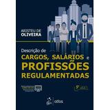 Descrição De Cargos, Salários E Profissões Regulamentadas