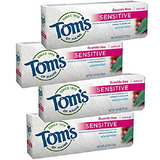 Toms Of Maines Fluoride-free Sensitive Toothpaste, Wintermin