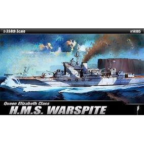 Academy - Navio Hms Warspite - Queen Elizabeth Class