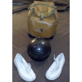 Bola Bowling Amflitte Magic Line, Zapatos Y Bolso Excelentes