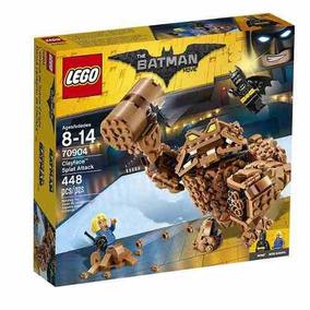 Batman Película Cara Barro Splat Attack 70904