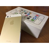 Iphone 5s Dourado Ou Prata, Novo + Frete Grátis Em 12 Vezes!