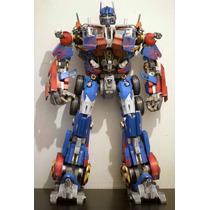 Projeto Papercraft Optimus Prime Transformers