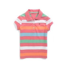 Camiseta Polo Tommy Hilfiger Tam: L (junior)