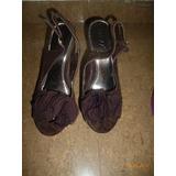 Zapatos Plataforma Importados De Panama