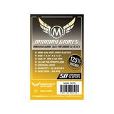 Fundas P/ Cartas - Mayday Mini Usa Premium Sleeves 41x63 Mm