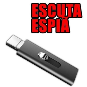 Comprar Escuta Espia Gravador De Aula Pen Espiao Gravdor Voz