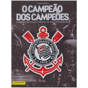 Álbum De Figurinhas Corinthians Panini / Completo Para Colar