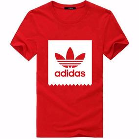 Camiseta adidas Camisa Masculina Feminina Blusa Moletom Top