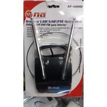 Antena Uhf Vhf Fm Para Interior Na (kf-112hd)
