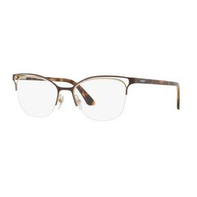 e7207b36280aa Vogue  culos, Arma o De Grau Fio De Nylon Marrom Armacoes - Óculos ...