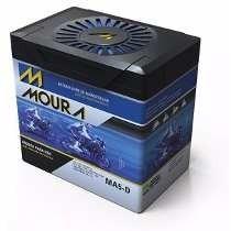 Bateria Moto Moura Ma5-d Gel Xre 300 Titan Pcx 150 Cg Fan