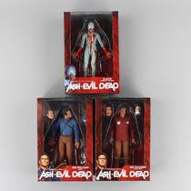 Neca Ash Vs Evil Dead Articulado Filme Terror Boneco Coleção