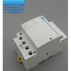 Contator Transferência Solar/rede 63a 2 Na + 2 Nf
