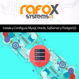 Video Curso Configura Mysql, Oracle, Sqlserver Y Postgresq