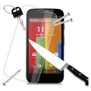 Vidrio Templado Celular Motorola Moto One - Factura A / B