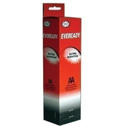 Pila Convencional Eveready Aa Extra Duración X60/ Superstore
