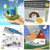Aprende Proyectos Generadores Eólicos Solares Termicos