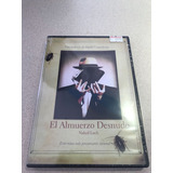 El Almuerzo Desnudo David Cronenberg Pelicula Dvd