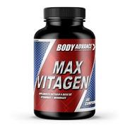 Multivitamínico. Max Vitagen 60 Comprimidos. Body Advance
