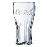 Vaso De Vidrio De Coca Cola