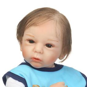 Bebê Reborn Realista Com Acessórios Promoção Pronta Entrega