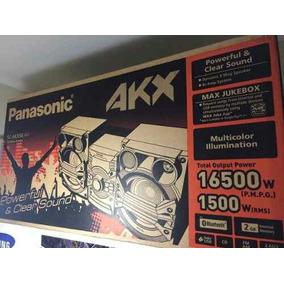 Equipo De Sonido Panasonic Con Bluetooth Nuevo A Estrenar