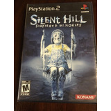 Silent Hill Shattered Memories Para Playstation 2 Nuevo