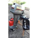 Motor De Polpa Suzuki 15 Hp