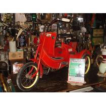 Antiguo Triciclo Monterrey A Pedal (para Entendidos) (5304)