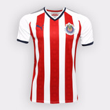 Jersey Original Puma Chivas De Guadalajara 2017-2018